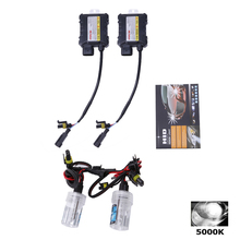 2pcs 5000k-12000k H1 HID Xenon Headlight Conversion Bulbs Kit 55W