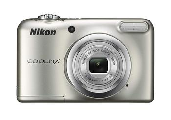 Used,Nikon COOLPIX A10 16.1MP 5x Optical Zoom camera
