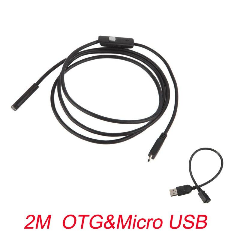 2M OTG USB