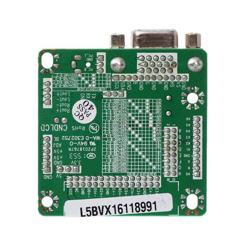"""Sürücü panosu MT561-B evrensel LVDS LCD monitör ekran 5V 10-42 """"dizüstü bilgisayar DIY parça kiti"""