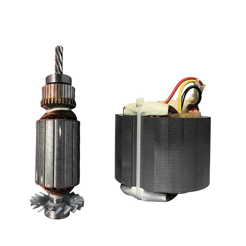 Milling machine feeder rotor / feeder motor stator / complete set of motors, coil accessories
