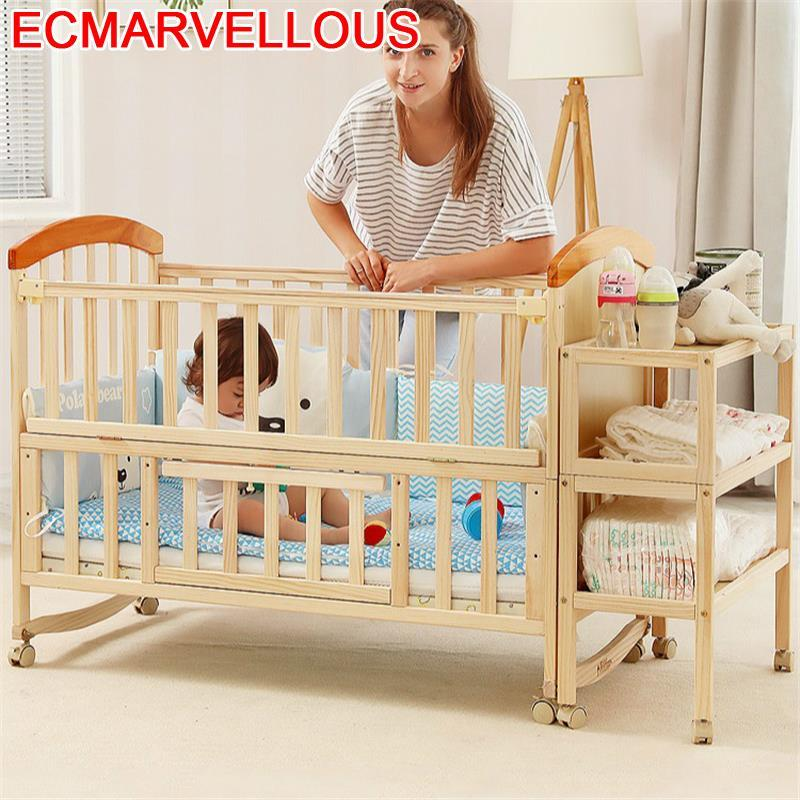 Letti Per Bambini Furniture Camerette Menino Cama Infantil Kinder Bett Wooden Children Kinderbett Chambre Lit Enfant Kid Bed