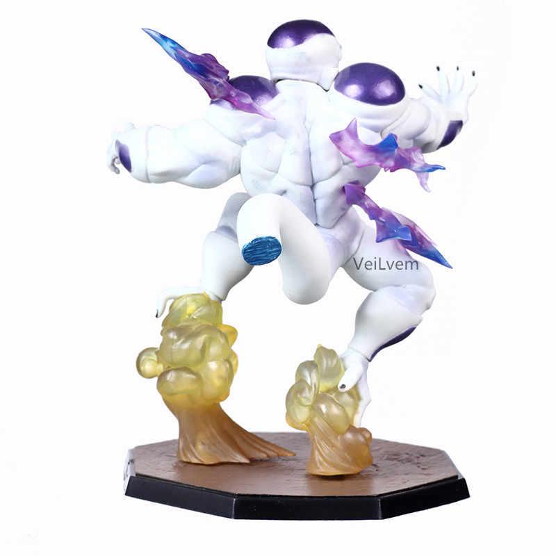 Dragonball Z Ressurreição F Ouro Frieza Figura de Ação Freeza dragon ball Z Estatueta Freezer DXF figura de ação modelo brinquedos de presente