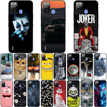 For ITEL VISION 1 PRO Case Wolf Silicon TPU Fundas for Itel Vision 1 Pro Cat Animal Shell Bag Housing Phone Cases