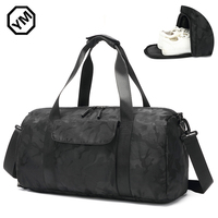 Gym Bag Sport Bags Fitness Training Men Outdoor Swimming Dry Wet Separation male Multifunction Travel Luggage bags