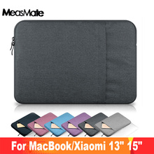 "Laptop Sleeve Bag Case for  Apple Macbook Pro 13"" 15 A1707 A1708 Nylon Laptop Sleeve Bag for Mac book Air 13.3 Bag for Xiaomi"