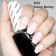 1 PCS Manicure UV Gel Nail Polish 15ML LED Emerald Nude Colo