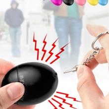 Alarm Keychain Protect Self-Defense Loud Personal Safety Women Security KERUI Alert Girl
