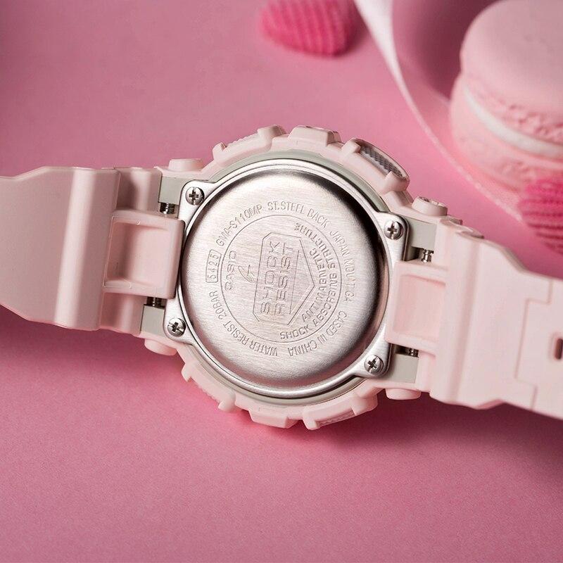 Casio montres à la mode décontracté dames montres GMA S110MP 4A1 - 5
