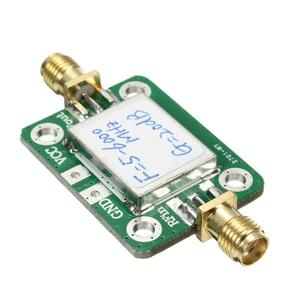 Image 2 - 5 6000MHZ Gain 20dB RF Ultra Wide Band Power Amplifier Module With Shell