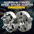 2/4PCS 15/20/25/35 มิลลิเมตรล้ออะแดปเตอร์ PCD 5X105 CB: 56.6 มม.5 LUG ชุดสำหรับ Chevrolet Universal รถ