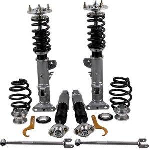 Image 1 - كويلوفر صدمة تبختر عدة لسيارات BMW E36 3 سلسلة M3 كوبيه صالون العقارية كويلوفرز الربيع Adj. ذراع التعليق + ذراع التحكم