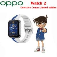 OPPO-reloj inteligente con Pantalla AMOLED de 1,75 pulgadas, dispositivo de pulsera inteligente con Pantalla AMOLED de 42mm, 1G, 8G, GPS, NFC, edición limitada, OPPO 2