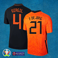 2020 2021 футбольные футболки любимых клубов майки гражданина, форма для футбольной команды VOETBAL TENUE/в наличии