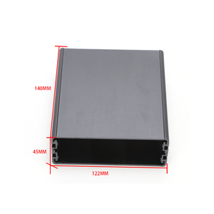 Image 2 - KYYSLB  Aluminum Amplifier Case Housing Case Housing 8173 Amplifier Chassis  Amplifier Box Aluminum Alloy Circuit Board