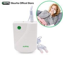 프록시 BioNase 코 케어 코 비염 부비동염 치료 기계 치료 건초열 저주파 펄스 레이저 바디 코 마사지 도구