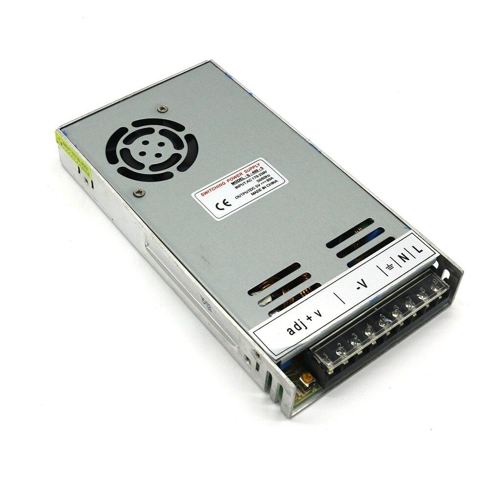 Switching Power Supply Dc 5V 2A 3A 5A 10A 20A 30A 40A 60A 10W 20W 30W 50W 60W 100W 200W 300W 350W Led Transformer Power supply-5