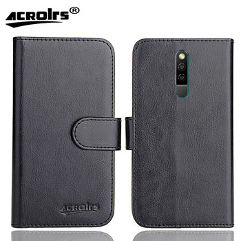 "Elephone PX Pro Case 6.53"" 6 Colors Flip Fashion Soft Leather Crazy Horse Exclusive Phone Cover Cases Wallet"
