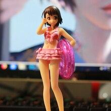 Anime Nisekoi Onodera Kosaki Swimsuit Ver PVC Action Figure Collectible Model doll toy 16cm 8style archetype he archetype she ferrite shfiguarts body kun body chan ver pvc action figure collectible model toy with box