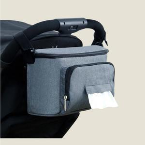 C3-Large вместительность, сумка для хранения детской коляски, органайзер, подвесные коляски, игрушки для коляски, сумки для подгузников, держат...