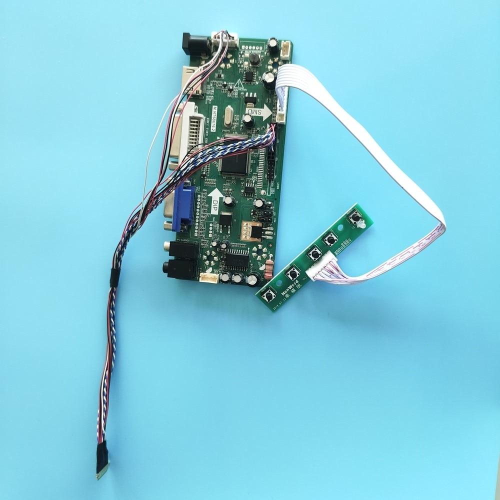 kit for LP173WD1-TLA1/C1/C2/D1/A2/A3/B2/C3/D3/N1/N2/N4/P1 panel 1600X900 Controller Board 40pin M.NT68676 HDMI+DVI+VGA LCD LED(China)