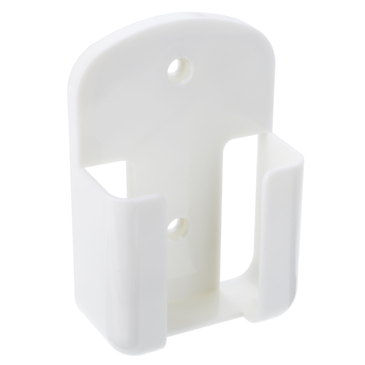 Hanging <font><b>Air</b></font> <font><b>Conditioner</b></font> <font><b>Remote</b></font> Control <font><b>Holder</b></font> Wall Mounted Box ABS Storage Rack Home Storage Accessories image