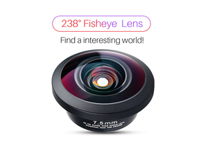 Image 2 - ULANZI Anamorphic Lens Universal Lens Wide angle lens with CPL filter Fisheye Lens Telephoto Lens for iPhone Andriod Phones