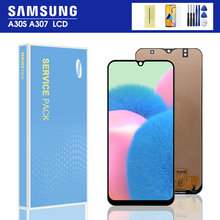 6.4'' For Samsung galaxy A30s A307F A307FN A307G A307YN LCD Display Touch Screen Digitizer Assembly For Samsung A30S lcd