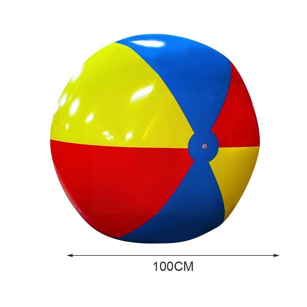 inflavel engrossado entretenimento decoracao brinquedo inflavel bola local grande bal w5w1 05