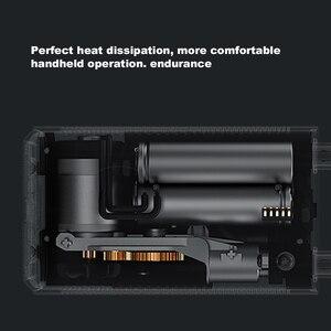 Image 5 - Xiaomi Mijia Inflator Draagbare Smart Digitale Bandenspanning Sensor Elektrische Pomp Voor Motorfiets Motorfiets Auto Voetbal