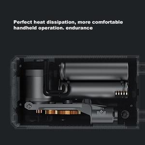 Image 5 - Xiaomi Mijia Inflator Portable Smart Digital Tire Pressure Sensor Electric Pump for Motorcycle Motorcycle Car Soccer
