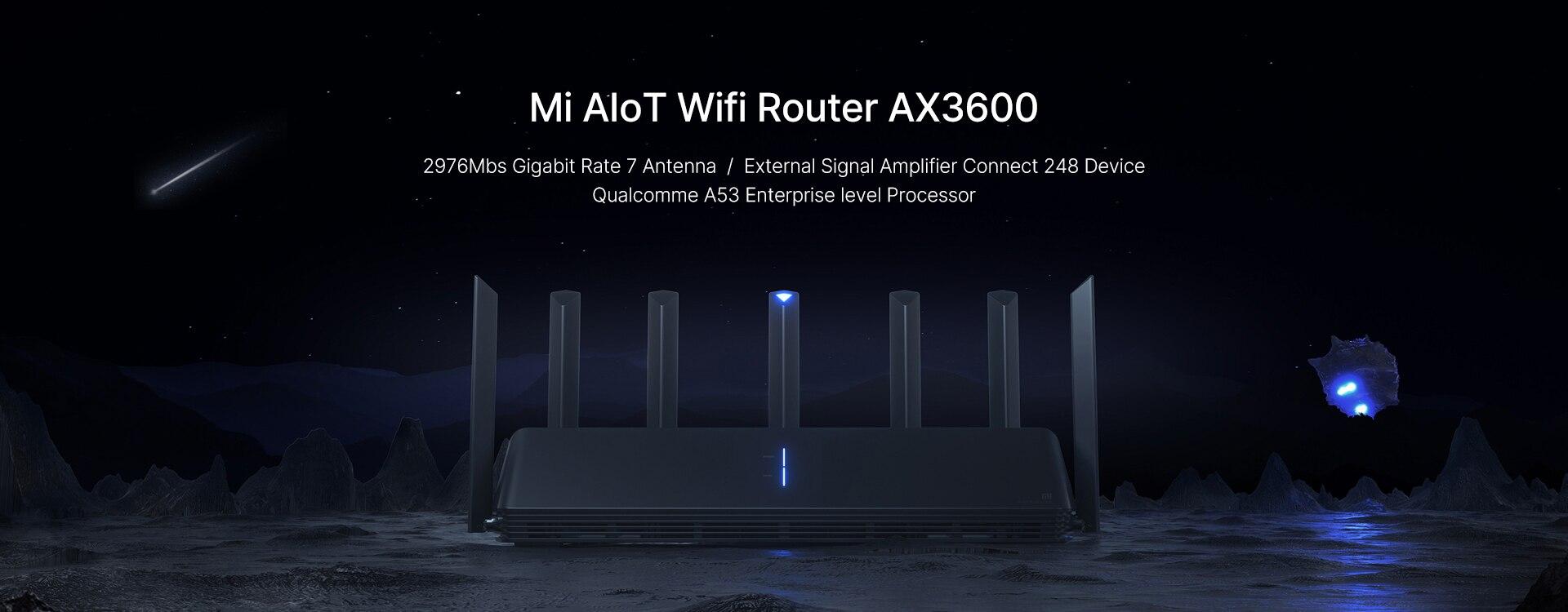 Xiaomi AIoT Router AX3600 Router 5