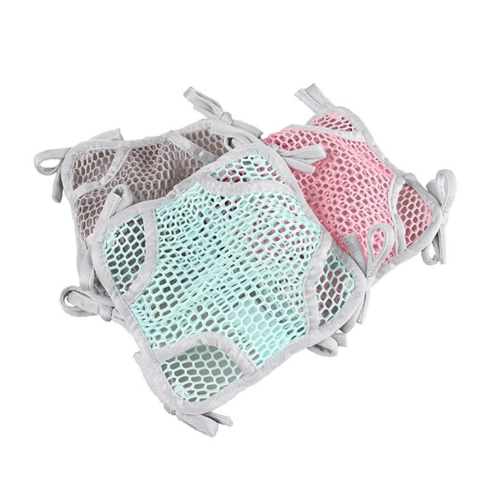 Doublele /Hamster Hamaca Calabaza Caliente con Forma de Saco de Dormir Colgante para Loros Ardilla