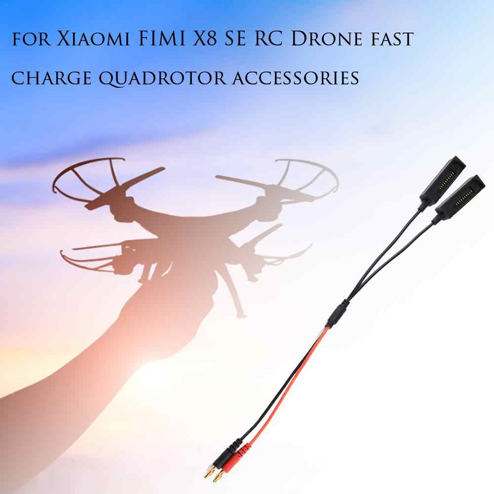 For Xiaomi FIMI X8 SE RC B6 Adapter Wiring Drone Cable Charging Fast Drone Acces