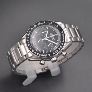 Image 3 - Orologio da uomo Sport 24 ore orologi multifunzione orologio da uomo al quarzo cronografo completo in acciaio inossidabile di lusso di marca superiore Relogio Masculino