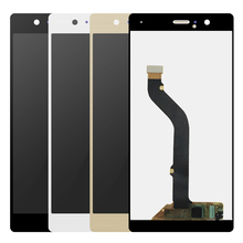 10 шт для huawei P9 Lite ЖК-дисплей Дисплей+ Сенсорный экран планшета VNS-L21 VNS-L22 VNS-L23 VNS-L53 VNS-DL00 для huawei G9 Экран