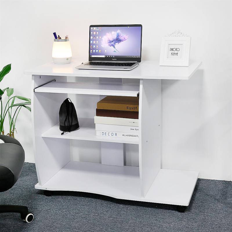2021 Новый настольный компьютер настольный мобильный ноутбук стол поворот ноутбук стол кроватный для Спальня Гостиная тумба мебель для офис...