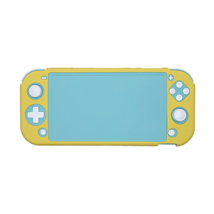 Image 2 - Mini NS Switch Lite TPU Protect Shell for Nintendos Switch Console Shell Case Anti scratch Dustproof Transparent Crystal Film
