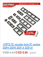 Potenciômetro 10 Anel Ajustável Resistor