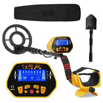 Metal Detector Underground Professional Depth Search Finder Gold Detector Treasure Hunter Detecting Pinpointer Waterproof professional search coil md4030 metal detector search coil metal detector accessories metal finder search coil