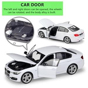 Image 5 - WELLY 1:24 BMW 335i sport auto simulation legierung auto modell handwerk dekoration sammlung spielzeug werkzeuge geschenk