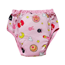 AB*DL Adult Traning Pant Reusable Nappies Adult Baby Diaper Lover Panties Washable Potty Underwear Cloth For Adult Baby Boy DDLG