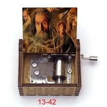 A caixa de música do tema a caixa para o presente das mulheres dos homens a bolsa presentes originais presente personalizado mensagem personalizada