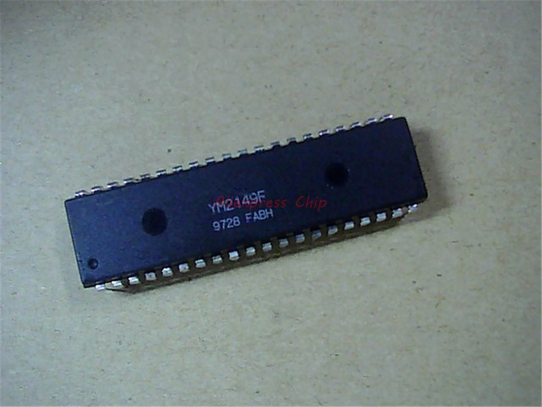 1pcs/lot YM2149F YM2149 YM 2149 DIP-40 In Stock