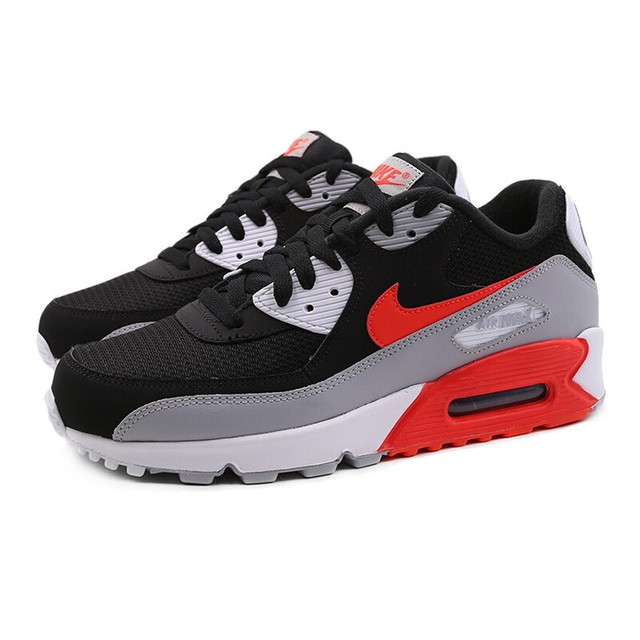 Original authentic NIKE AIR MAX 90 ESSENTIAL men's running shoes fashion classic outdoor sports shoes breathable AJ1285-403