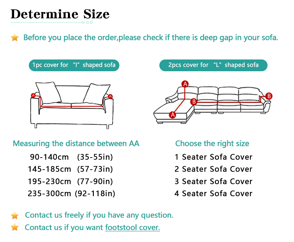 Image 4 - Sofa Covers for Living Room 1/2 Pieces Geometric  Plaid Sectional Couch Cover Set Stretch Sofa Slipcover 1/2/3/4 SeaterSofa Cover   -