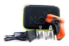 KLOM-pistola eléctrica inalámbrica, Kit de herramientas de bloqueo de broca, juegos completos para cerrajero profesional para reparación de puertas