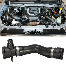 Car Accessories Blcak Car Upper Radiator Coolant Hose For 325I 325XI 328I 328XI 330I Z4 E90 17127531579 Radiator Hose radiator hose 294 1778 for excavator e311 caliber 16mm length 185mm