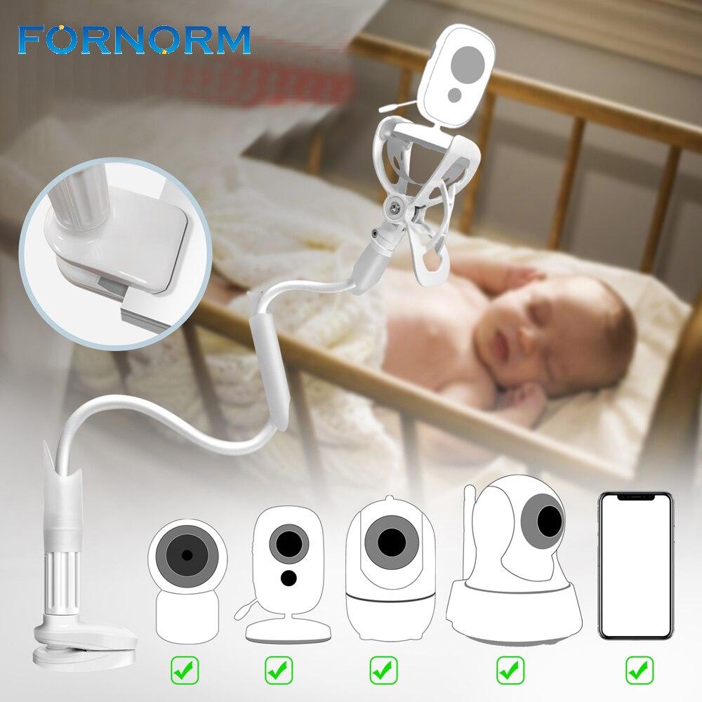 Универсальный держатель для телефона, подставка для кровати, ленивый кронштейн, подставка с длинной рукояткой, многофункциональное регулируемое крепление для монитора ребенка, камера для полки X5|Подставки и держатели|   | АлиЭкспресс