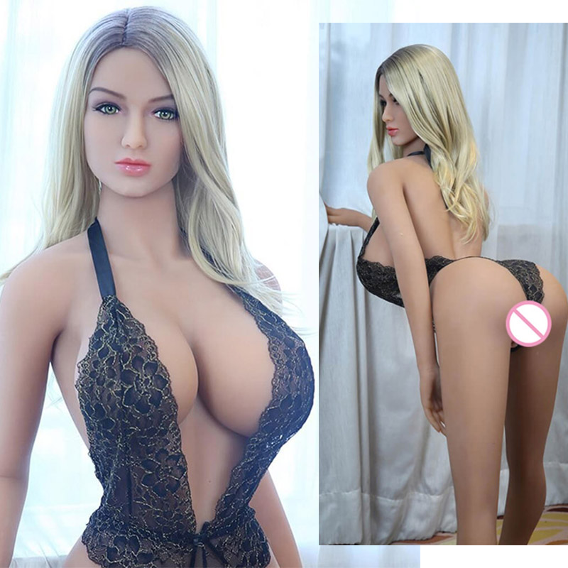 <font><b>158cm</b></font> 75# Silicone Full Body <font><b>Sex</b></font> <font><b>Dolls</b></font> Adult Oral Lifelike Anime Oral Love <font><b>Doll</b></font> with Vagina Pussy Anal <font><b>Big</b></font> <font><b>Breasts</b></font> for Men image